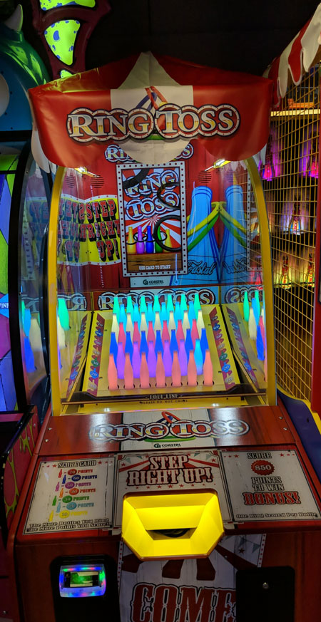 ring toss arcade games